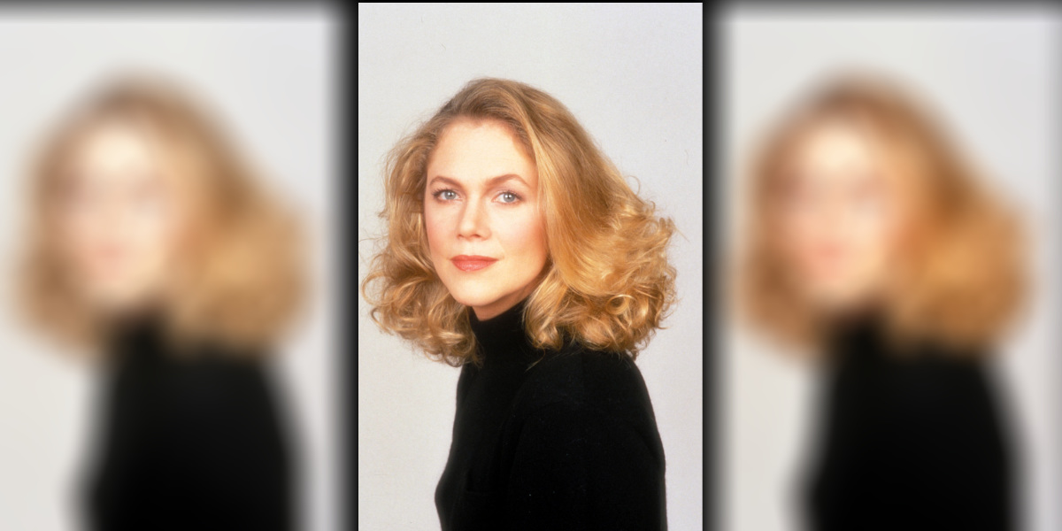 Kathleen Turner Then