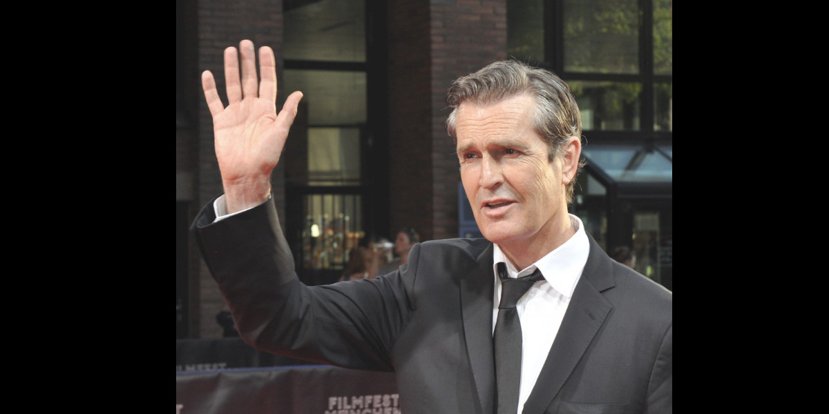 Rupert Everett Later