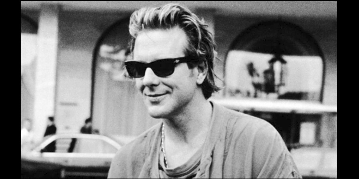 Mickey Rourke, Star Hunk Then