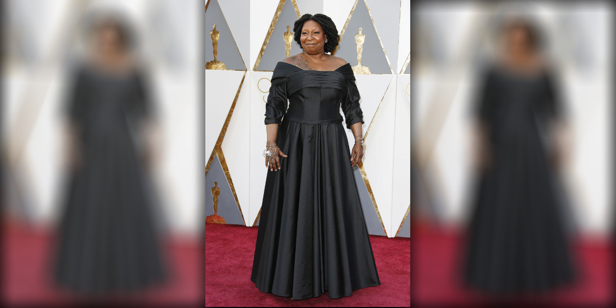 Whoopi Goldberg Later