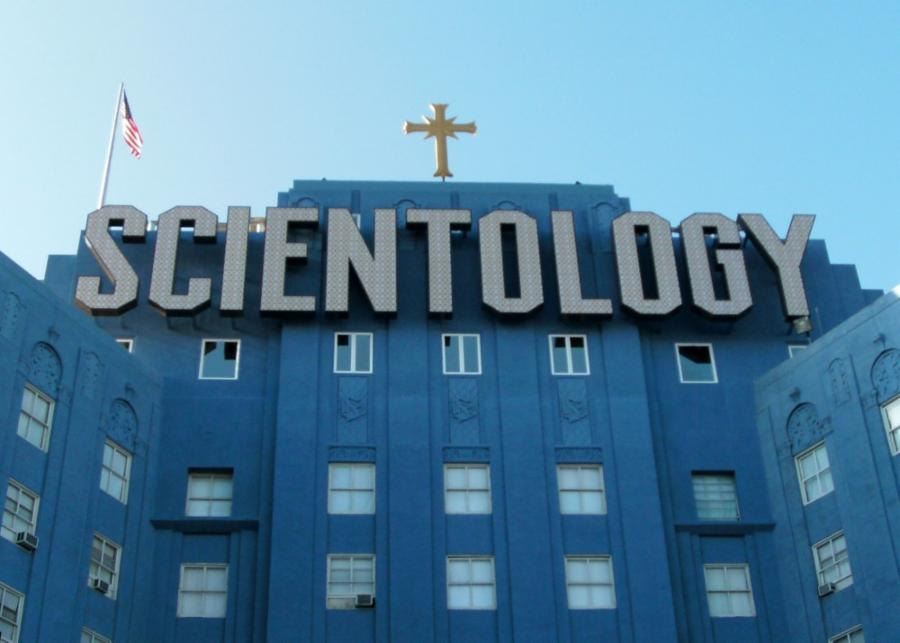 He Became a Scientologist