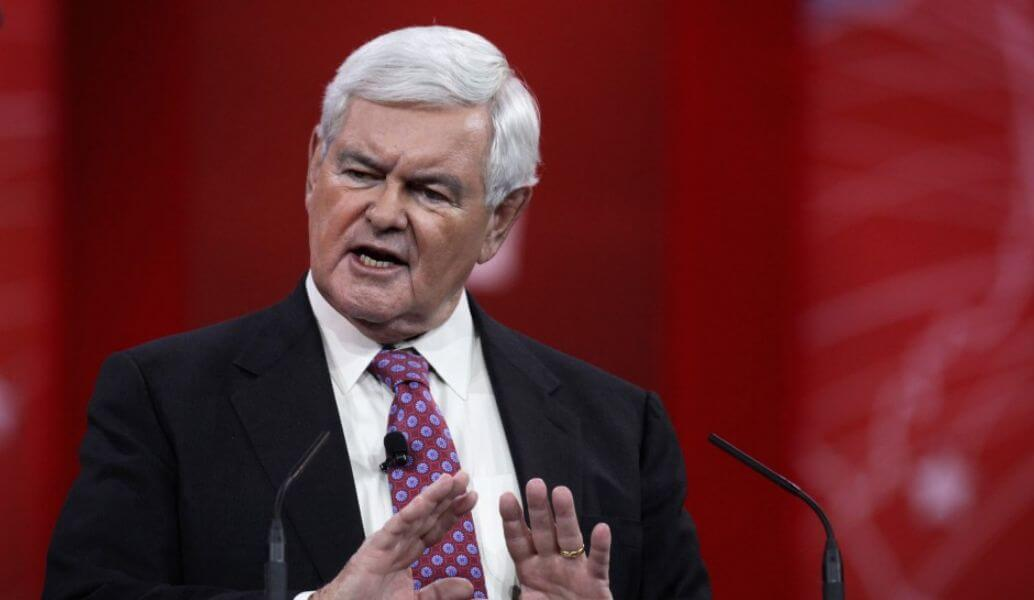 Newt Loves Those Spring Chickens
