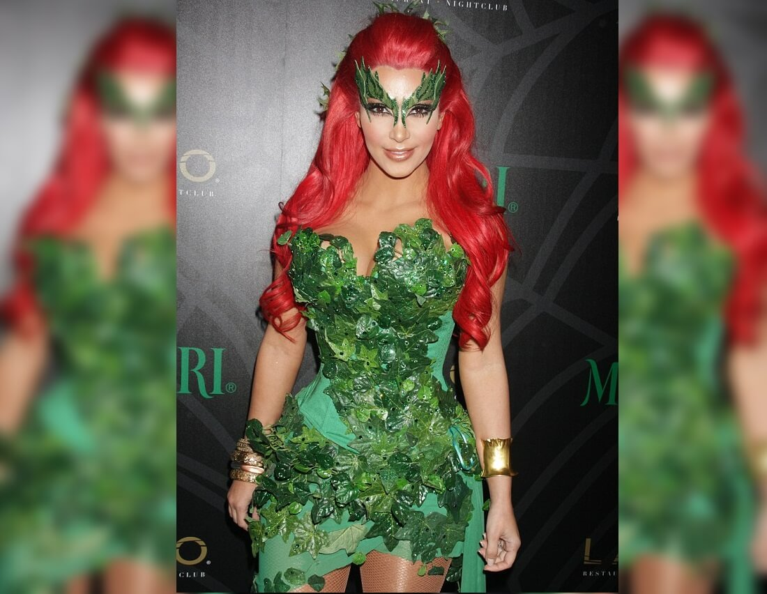 Poison Ivy Never Looked So Good