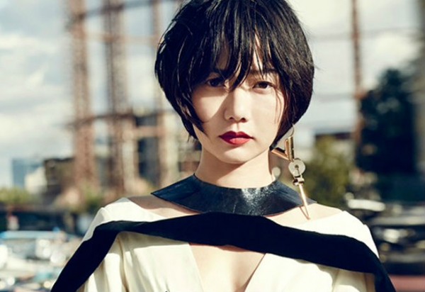 Bae Doona Takes Her Skills and Beauty to Netflix