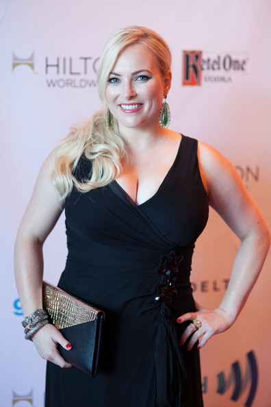 Meghan McCain Is The New Face Of The Republican Cause!