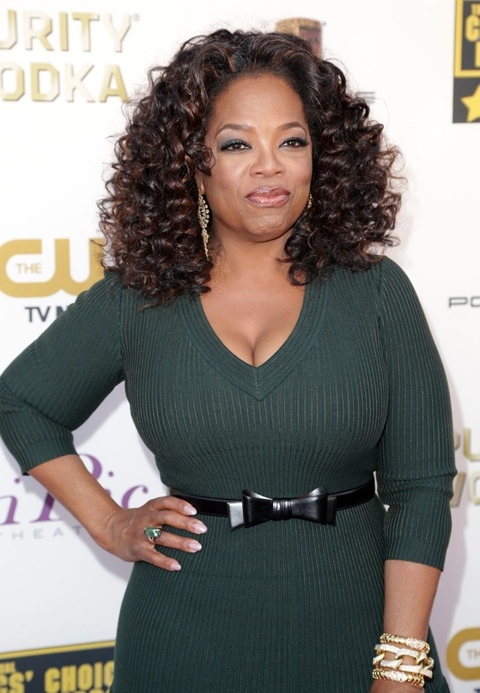 Miss Money Bags Oprah Winfrey