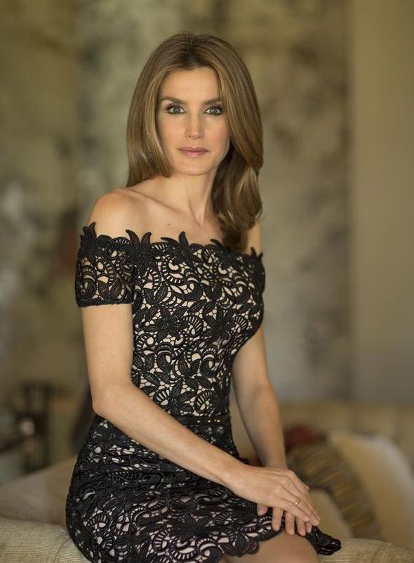 Princes Letizia Is The Queen Of Spain