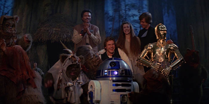 Star Wars Episode VI: Return of the Jedi (1983)