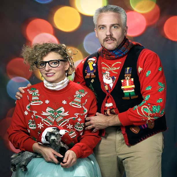 The Dreaded Christmas Sweater Party