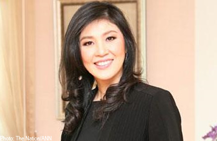 Yingluck Shinawatra Youngest Prime Minister