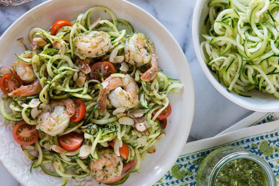 Instead Of Spaghetti, Try Zucchini Pasta