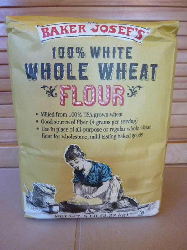 Substituting All Purpose Flour With Whole Wheat Flour
