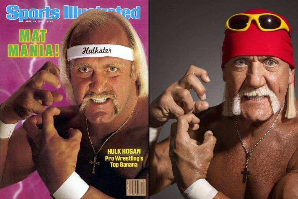 Hogan Is the Only Wrestler to Appear on the Cover of Sports Illustrator