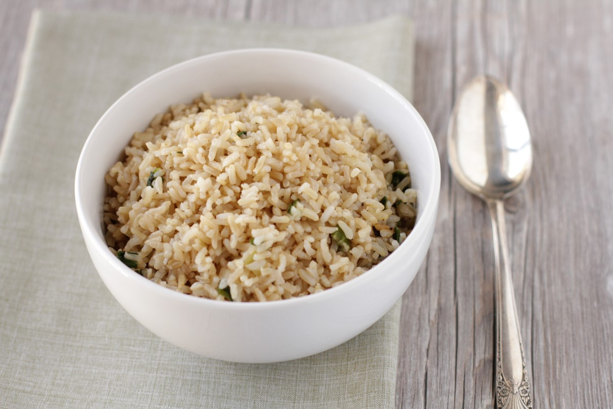 Brown Rice Instead of White Rice