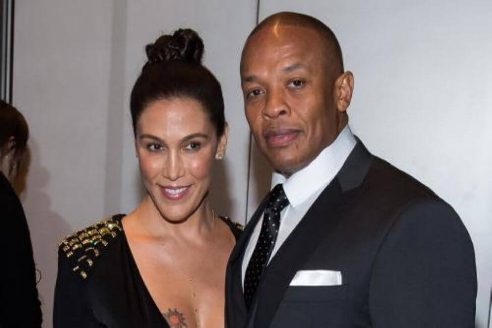 Dr. Dre and Nicole Threatt Young