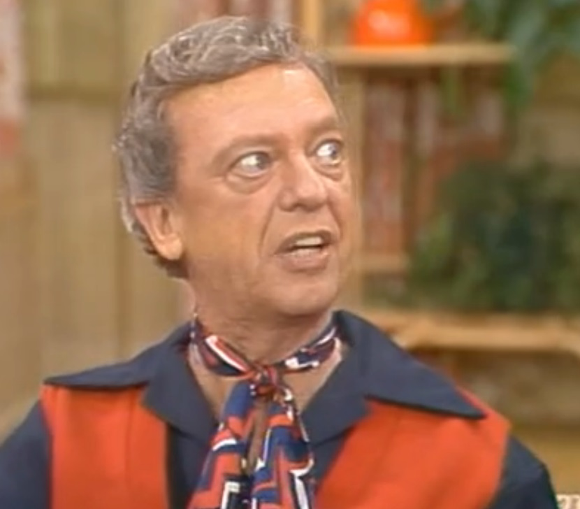 Don Knotts as Ralph Furley