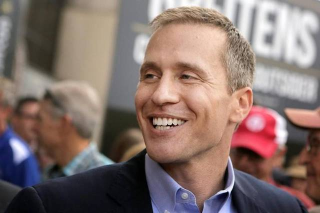 Republican Candidate for Governor of Missouri Eric Greitens - Financial Scandal.jpg