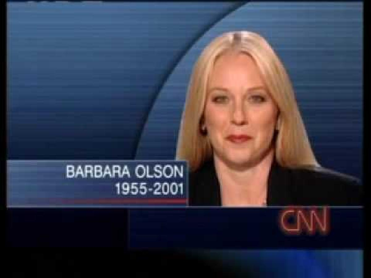 Barbara Olson, Just One Of 9/11's Victims