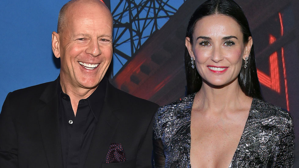 Bruce-Willis-Demi-Moore-reunite-couple-divorce