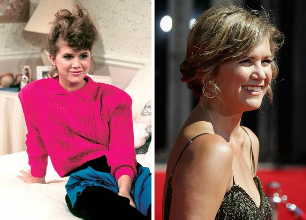 Tracey Gold Way Back When