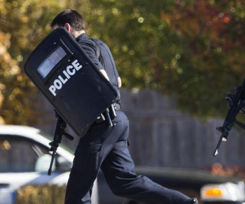 A U.S. Police Man Was Arrested For Farting In Someone's Face