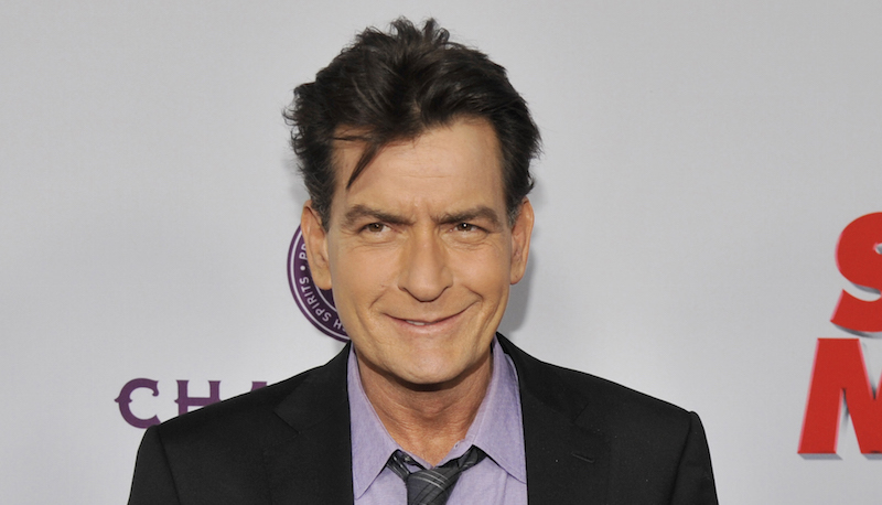 People-Charlie Sheen