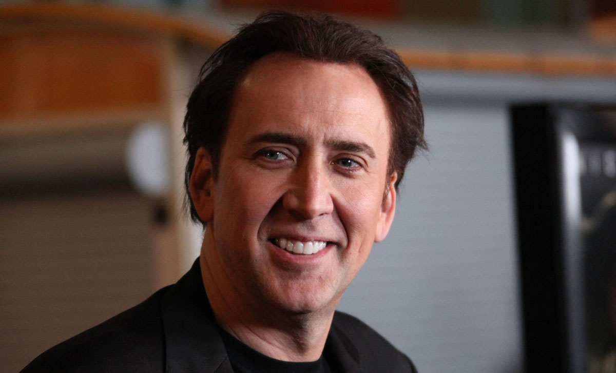 Nicolas Cage: $18 Million