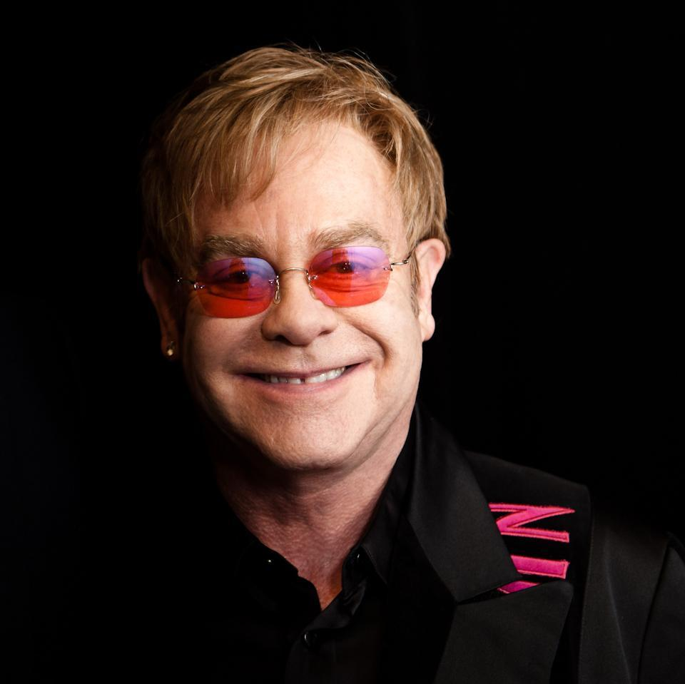Elton John: $480 million