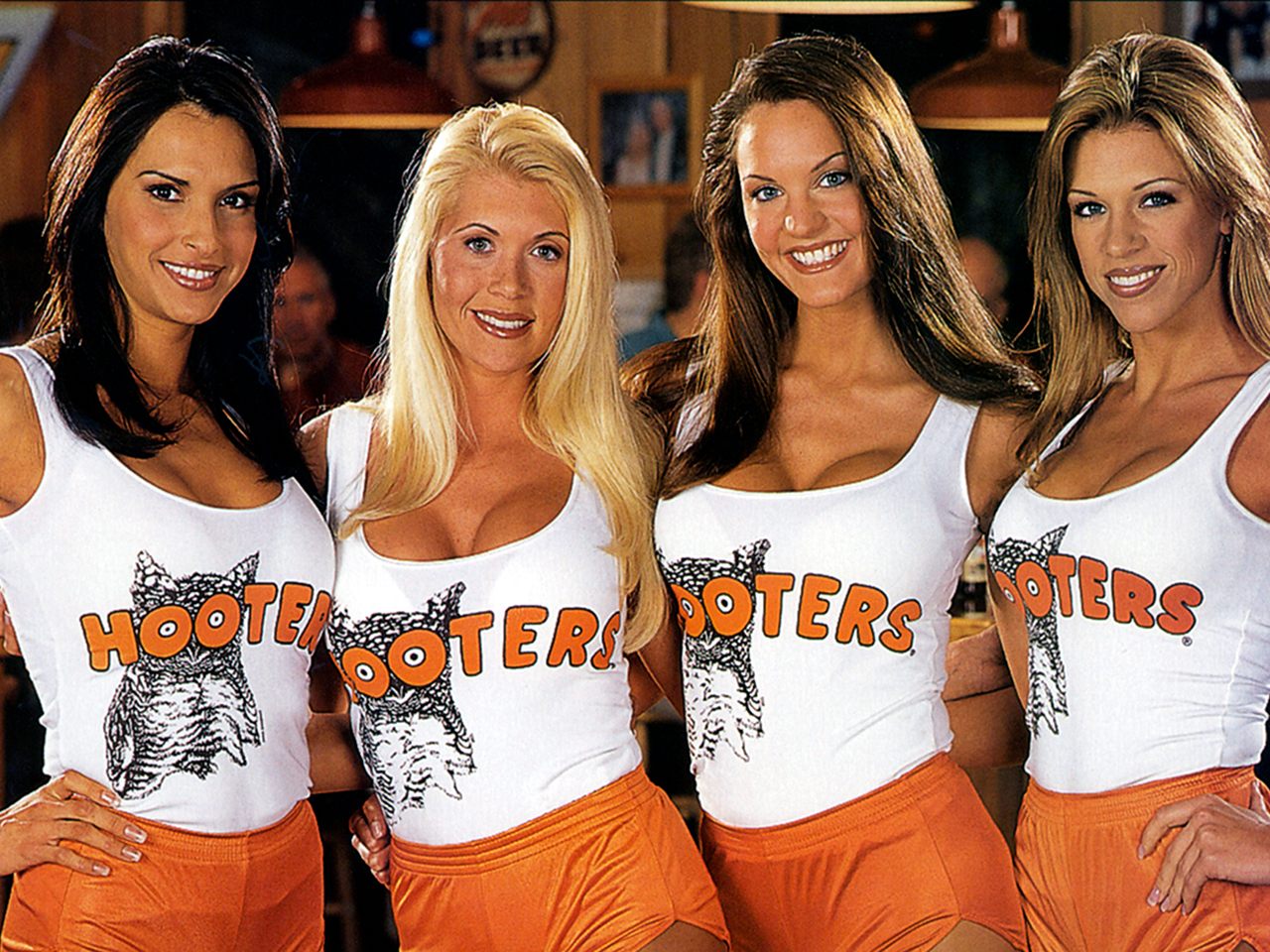 Hooters 30 birthday