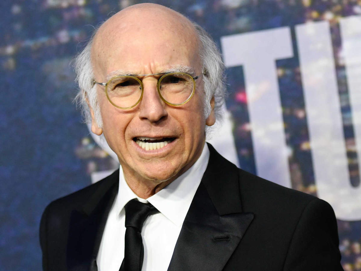 Larry David: $800 million