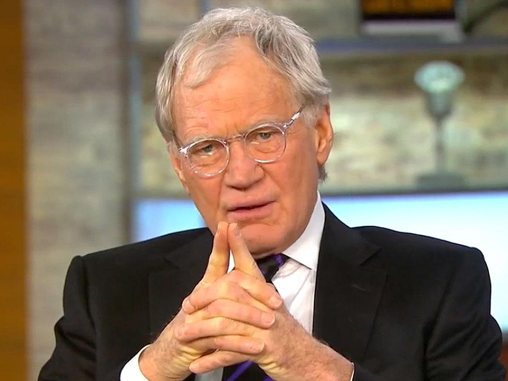 David Letterman: $425 million