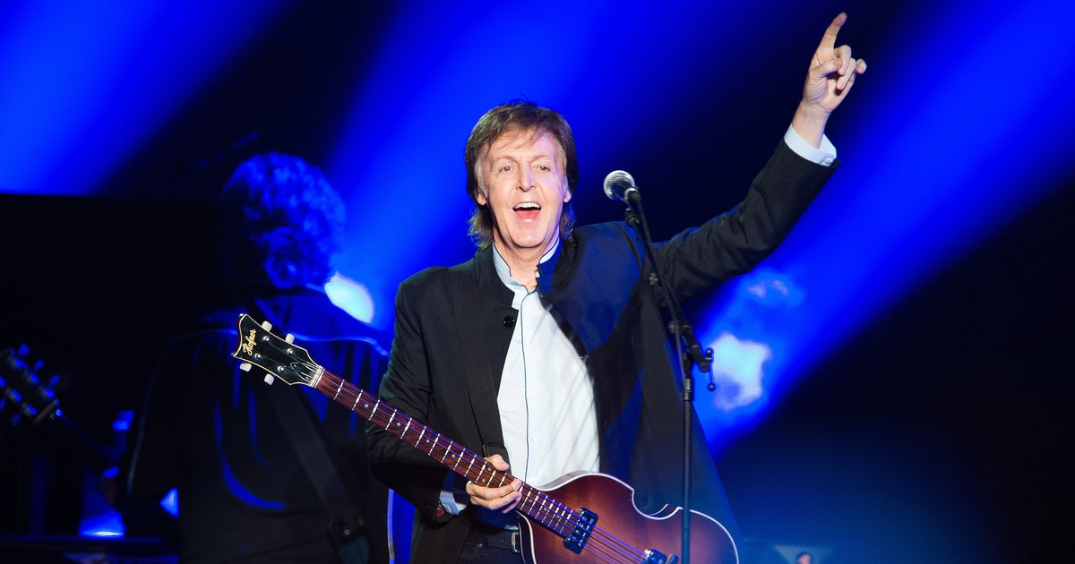 Paul McCartney: $1.2 Billion