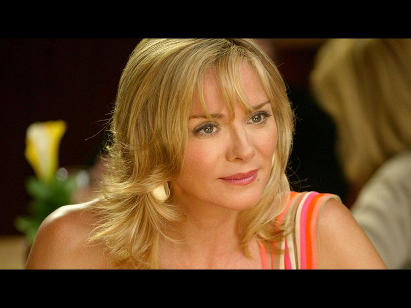 Samantha Jones' HIV Scare