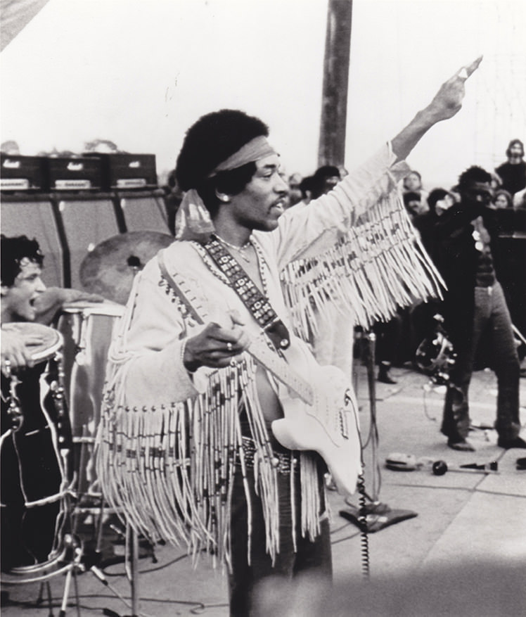 The One and Only Jimi Hendrix