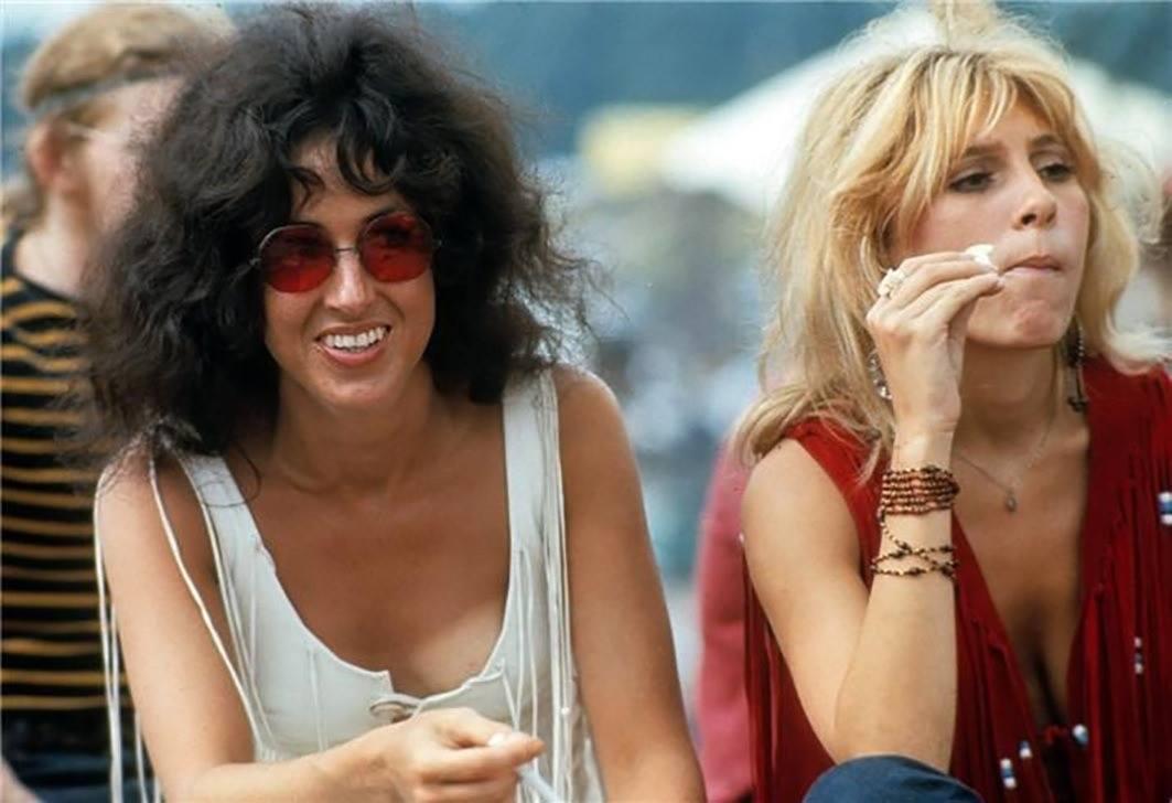 The Hippie Hottie