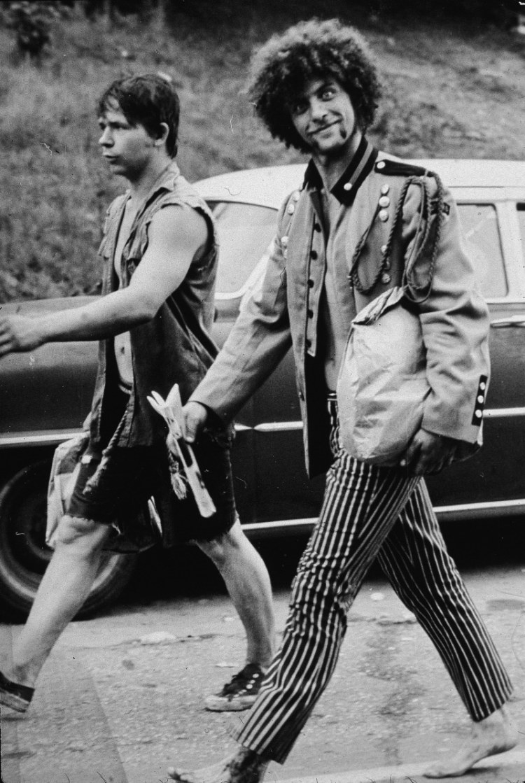 The Creator of Woodstock