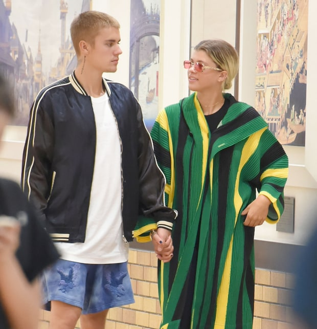 Sofia Richie's Romance with Bieber is Blossoming