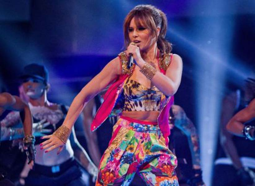 "Cheryl Cole's ""Call My Name"" Embarrassment"