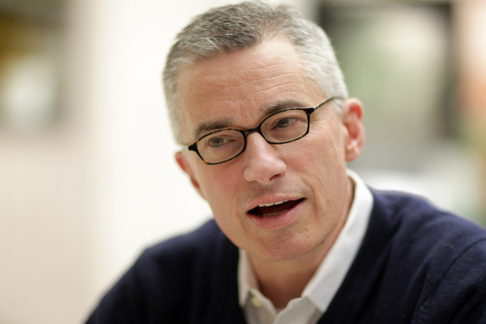 Jim McGreevey Mixes Business with Pleasure