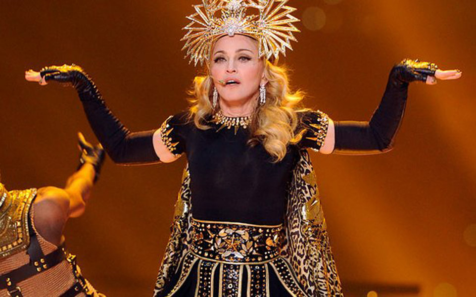 Madonna Just Wanted To Have Some Fun