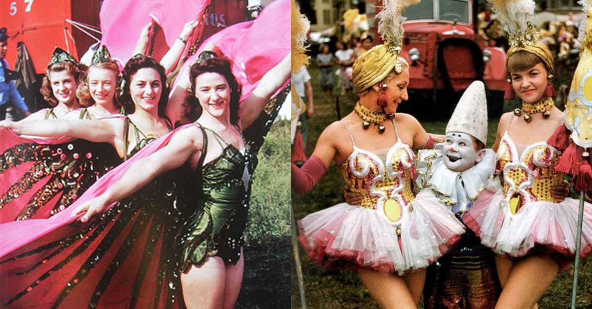 Women in the Circus