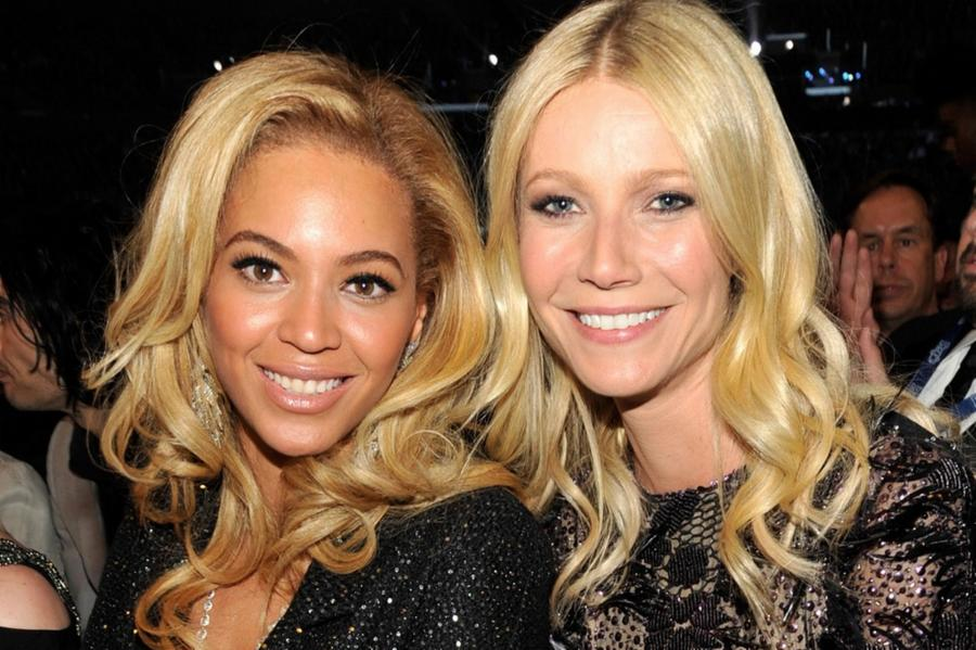 Beyoncé and Gwyneth Paltrow