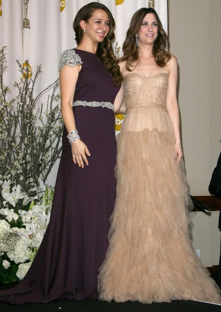 Kristen Wiig and Maya Rudolph