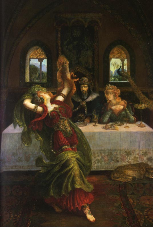 Salome and the New Testament