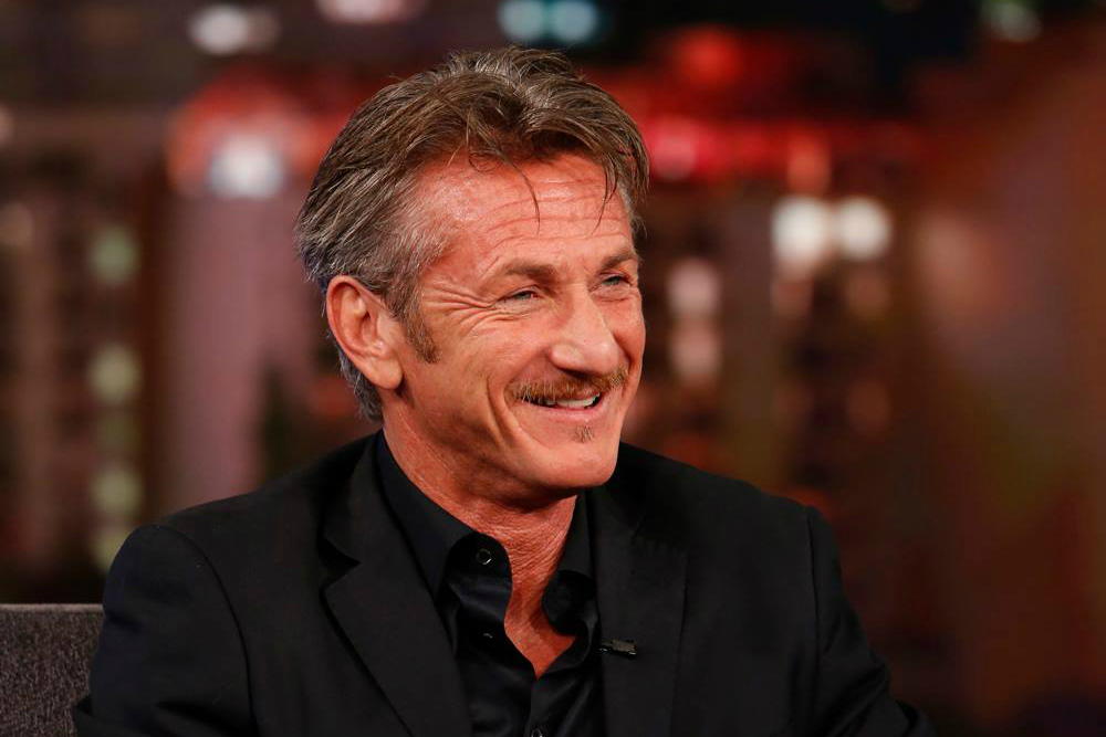 Sean Penn Now