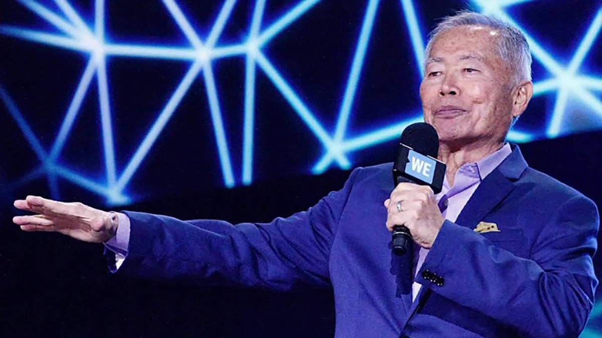 George Takei Speaks Out