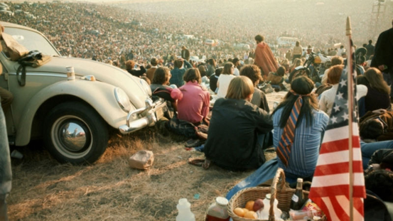 The Altamont Speedway Free Festival