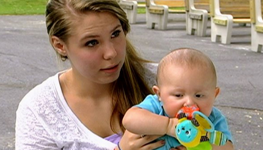 Kailyn Lowry – Then