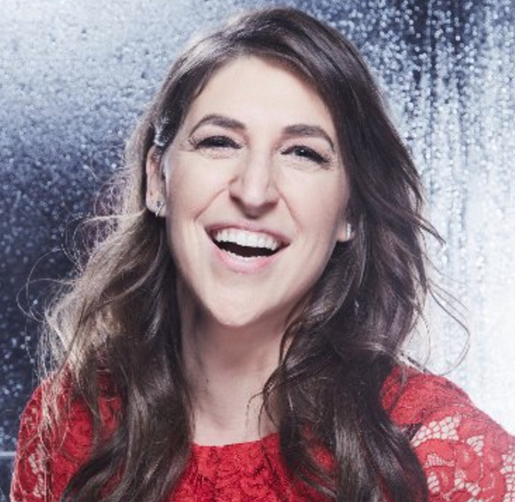 Mayim Bialik Says She'll Register