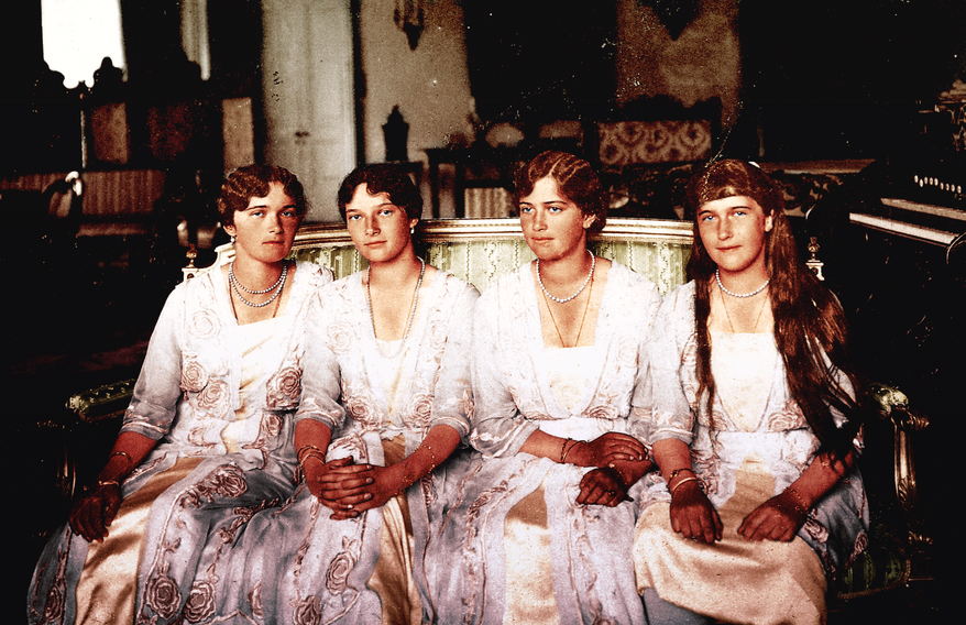 The Romanov Daughters